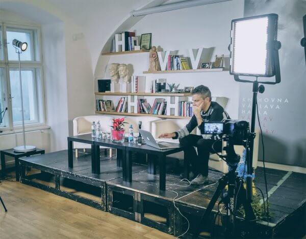 Інтерв'ю з Романом Скрипіним. Про онлайн-ЗМІ, фейкову журналістику, євроінтеграцію та безвіз