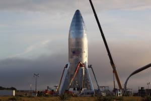 Технології SpaceX тестує Starhopper. Коли нам збирати сумки на Марс? SpaceX ілон маск космос марс новина ракета