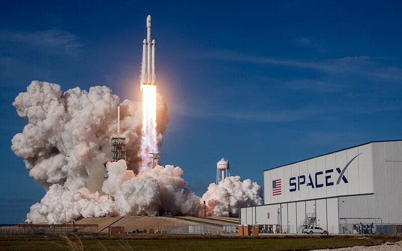 Як це було: перший комерційний запуск ракети Falcon Heavy