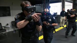 Технології Поліцейські Нью-Йорка звільняють заручників у віртуальній реальності безпека віртуальна реальність новина поліція у світі