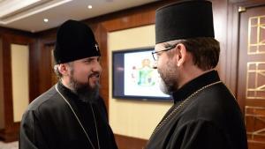 Життя Спецпроект: чи можливе об'єднання ПЦУ та УГКЦ? думка історія релігія спецпроект україна