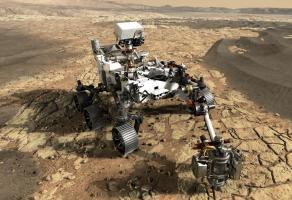 Технології У пошуках життя на Марсі. Подробиці місії NASA nasa космос марс планета стаття