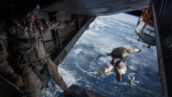 Мілітаризація космосу (відео)