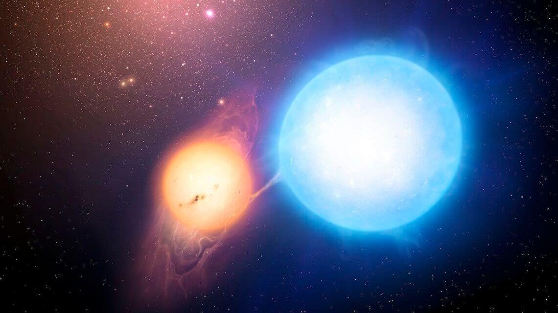 В Антарктиді знайшли пил мертвої зірки, що існувала раніше за Сонце