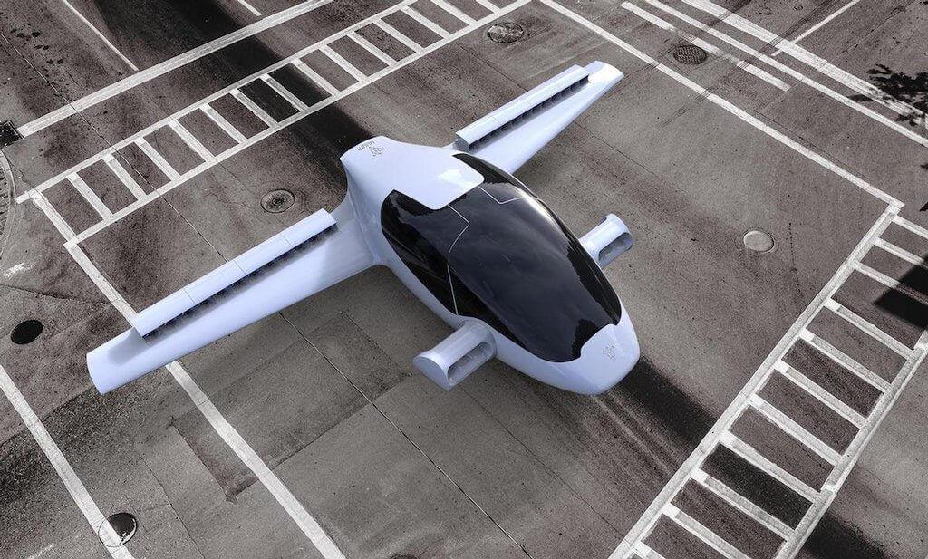 У Німеччині презентували прототип 5-місного літака-таксі на електротязі