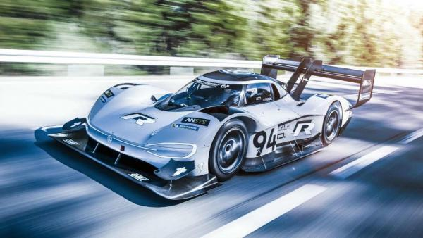 Електрокар Volkswagen встановив рекорд на перегонах у Німеччині