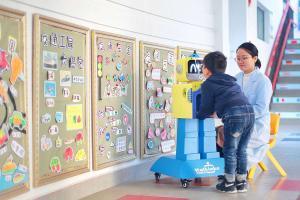 Технології У дитсадках Китаю за здоров'ям дітей стежать роботи кнр медицина новина роботи у світі
