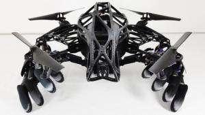 Технології У США створили дрон із біонічними руками дрон новина сша у світі