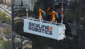 Технології Вікна ізраїльських хмарочосів миють роботи ІзраїльновинаОрганізація роботироботиу світі