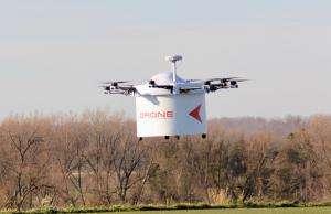 Життя У Канаді розробили 150 тис. маршрутів для дронів дрон канада новина у світі