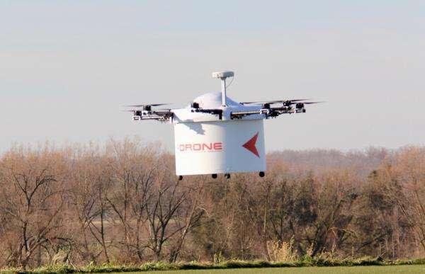 У Канаді розробили 150 тис. маршрутів для дронів