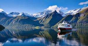 Технології У Норвегії круїзні судна заправлятимуть зрідженим біогазом екологія новина норвегія у світі