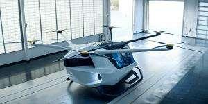 Технології У США створили летюче таксі, що працює на водні новина сша транспорт у світі