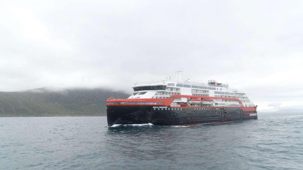 Норвезький лайнер-гібрид