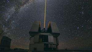 Технології Крізь атмосферу. Як працює адаптивна оптика (відео) embed-video астрономія відео телескоп фото