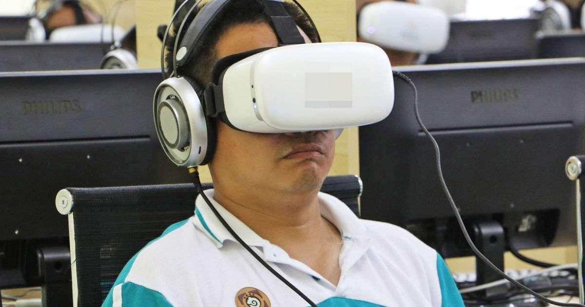 У Китаї наркозалежних лікують за допомогою віртуальної реальності