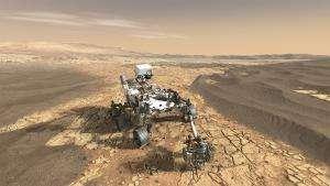 Життя Вчені знайшли в атмосфері Марса токсичні речовини, небезпечні для життя космос марс стаття