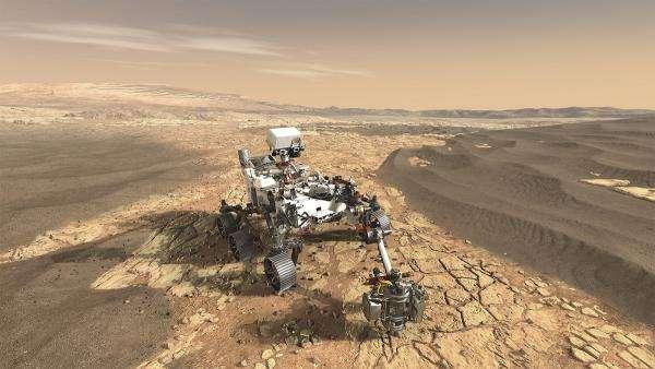 Вчені знайшли в атмосфері Марса токсичні речовини, небезпечні для життя