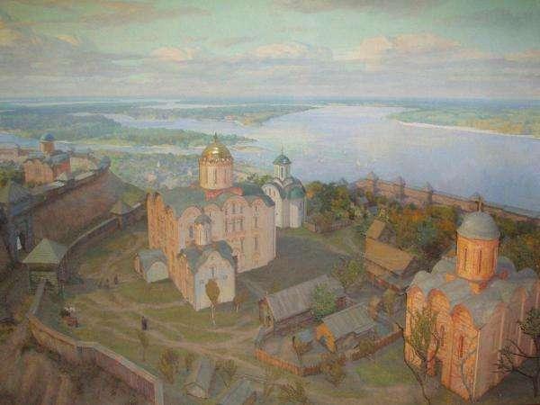 ХІ століття: Києво-Печерська Лавра та династичні батли