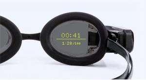 Технології Смарт-окуляри допоможуть плавцям бачити швидкість під час запливу Доповнена реальність Канада новина спорт у світі