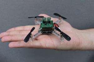 Технології Дрон, який визначає токсичні гази – розробка іспанських вчених безпека дрон Іспанія новина у світі
