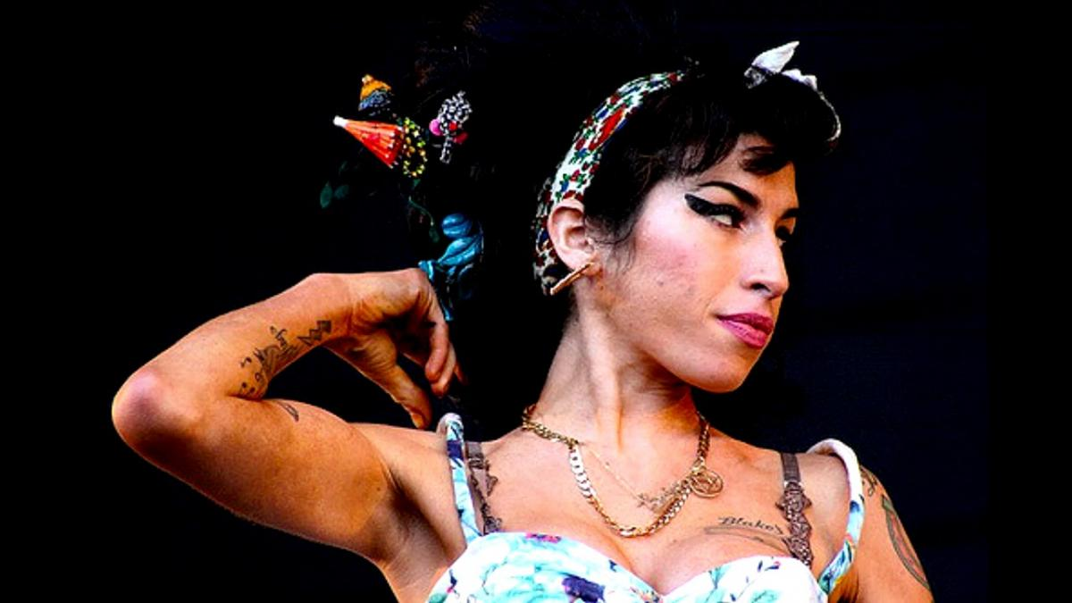 Емі Вайнгауз Amy Winehouse