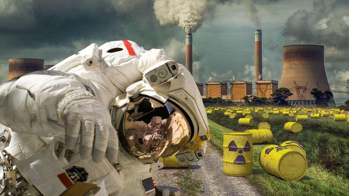 Небезпека космічної радіації (відео)
