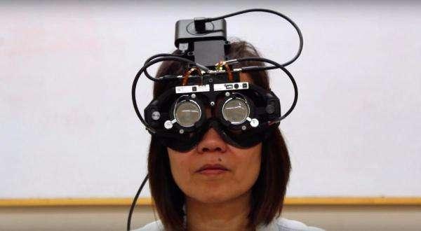 У США створили «розумні» окуляри, які забезпечують постійний та ідеальний фокус
