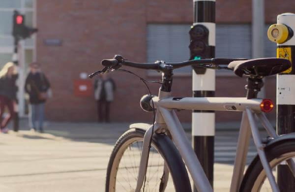 У Китаї створили самокерований велосипед зі штучним інтелектом