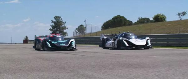 В Іспанії відбулися перші у світі перегони без пілотів