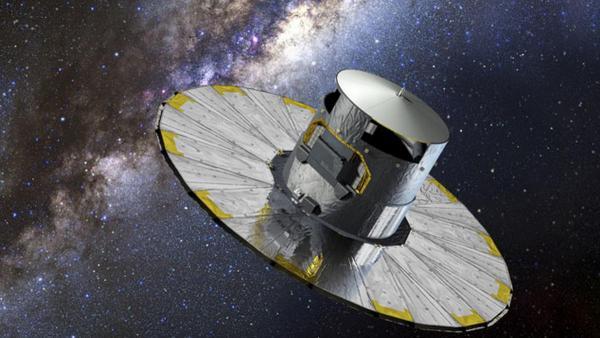 Цей телескоп знайшов 1.7 млрд зірок (відео)