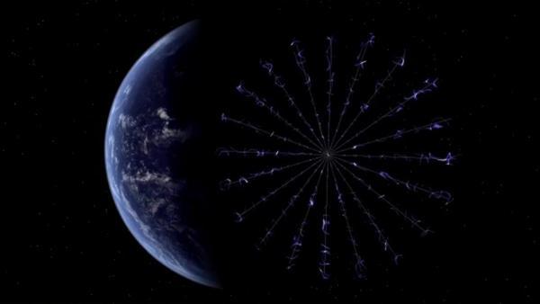 Як працюють електричні вітрила на космічних кораблях (відео)