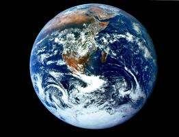 Життя Екзопланета Земля. Як ми виглядаємо із космосу? екзопланета земля космос новина