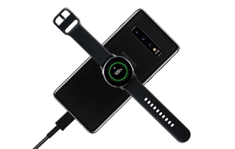 Зарядка розумного годинника Samsung від смартфону