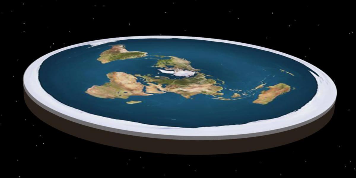 пласка Земля
