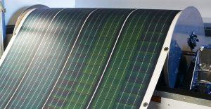 Технології Нові сонячні панелі можна скрутити у рулон та обшити ними будинок енергетика німеччина новина у світі