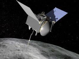 Технології Осіріс затримується: НАСА відкладає посадку на астероїд nasa наука новина сонячна система