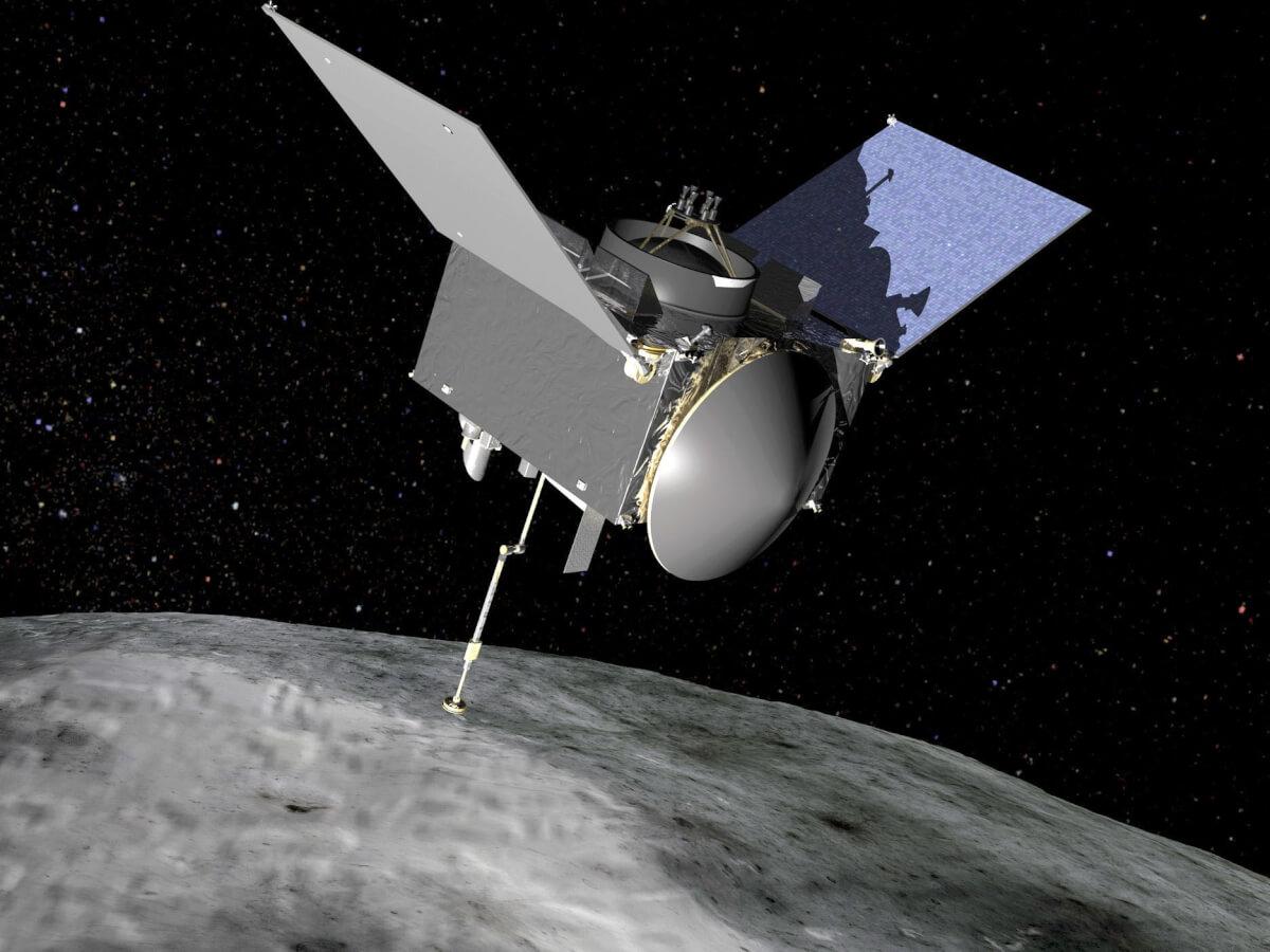 Осіріс затримується: НАСА відкладає посадку на астероїд