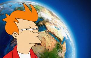 Життя Не вірите що Земля пласка? Ми йдемо до вас! безпека думка земля стаття