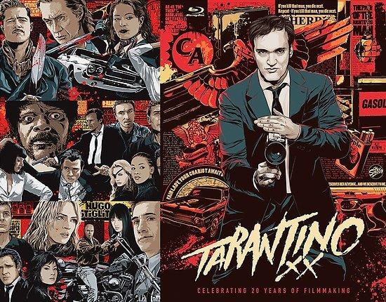 Тарантіно та герої його фільмів