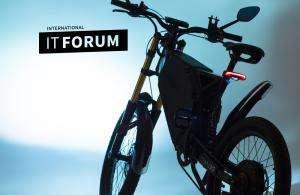 Технології Як український електровелосипед Delfast завойовує світ Delfast International IT Forum 2019 Kickstarter PR електротранспорт зроблено в Україні стаття транспорт