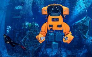 Технології У США створили робота-трансформера для підводних робіт новина Організація роботи роботи у світі