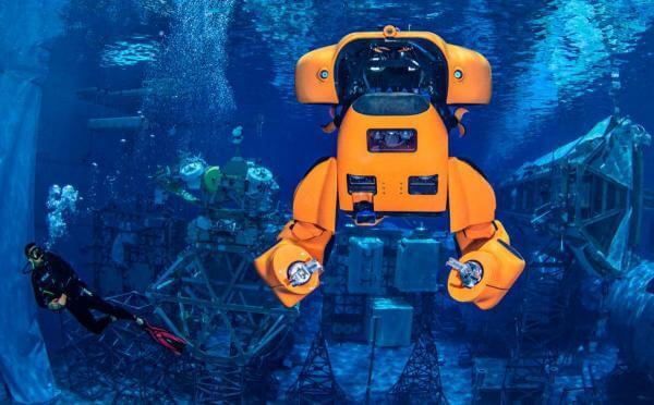У США створили робота-трансформера для підводних робіт