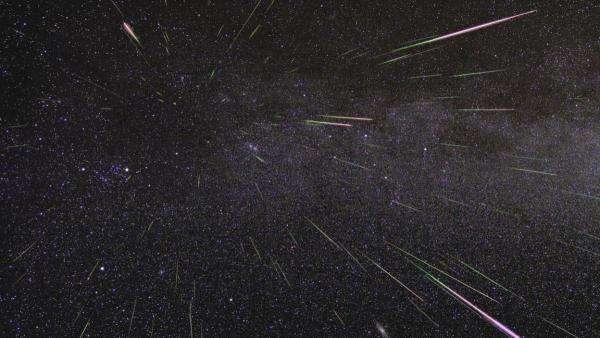 9 правил фотографування метеоритного дощу Персеїд