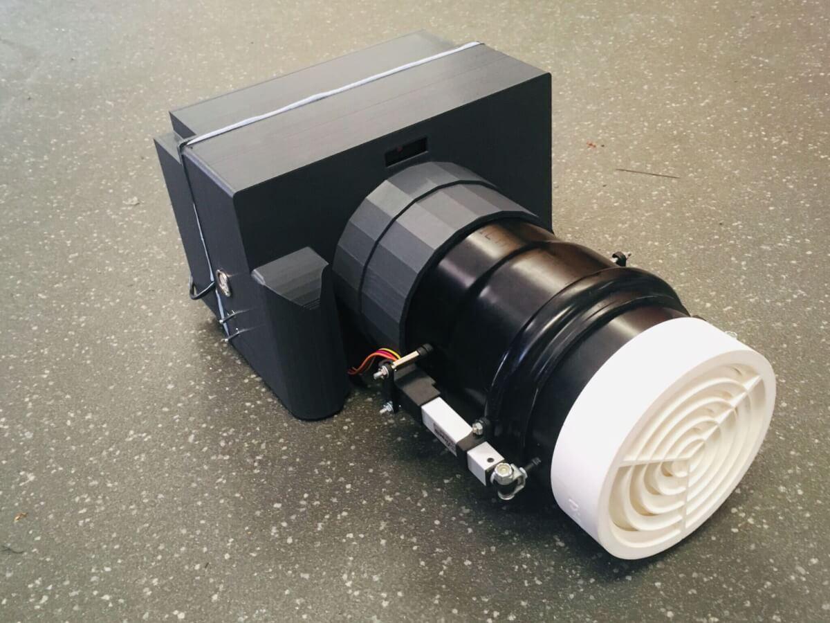 Звуковий проєктор надсилає аудіоповідомлення тільки вибраній особі