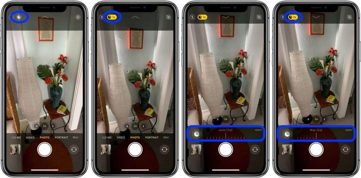Як використовувати нічний режим на iPhone 11 Pro