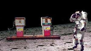 Технології Нащо будувати великі ракети? Настав час для орбітальної заправки (відео) embed-video SpaceX відео космос марс ракета