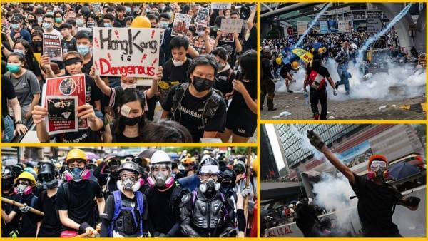 Проти чого протестує Гонконг? (відео)