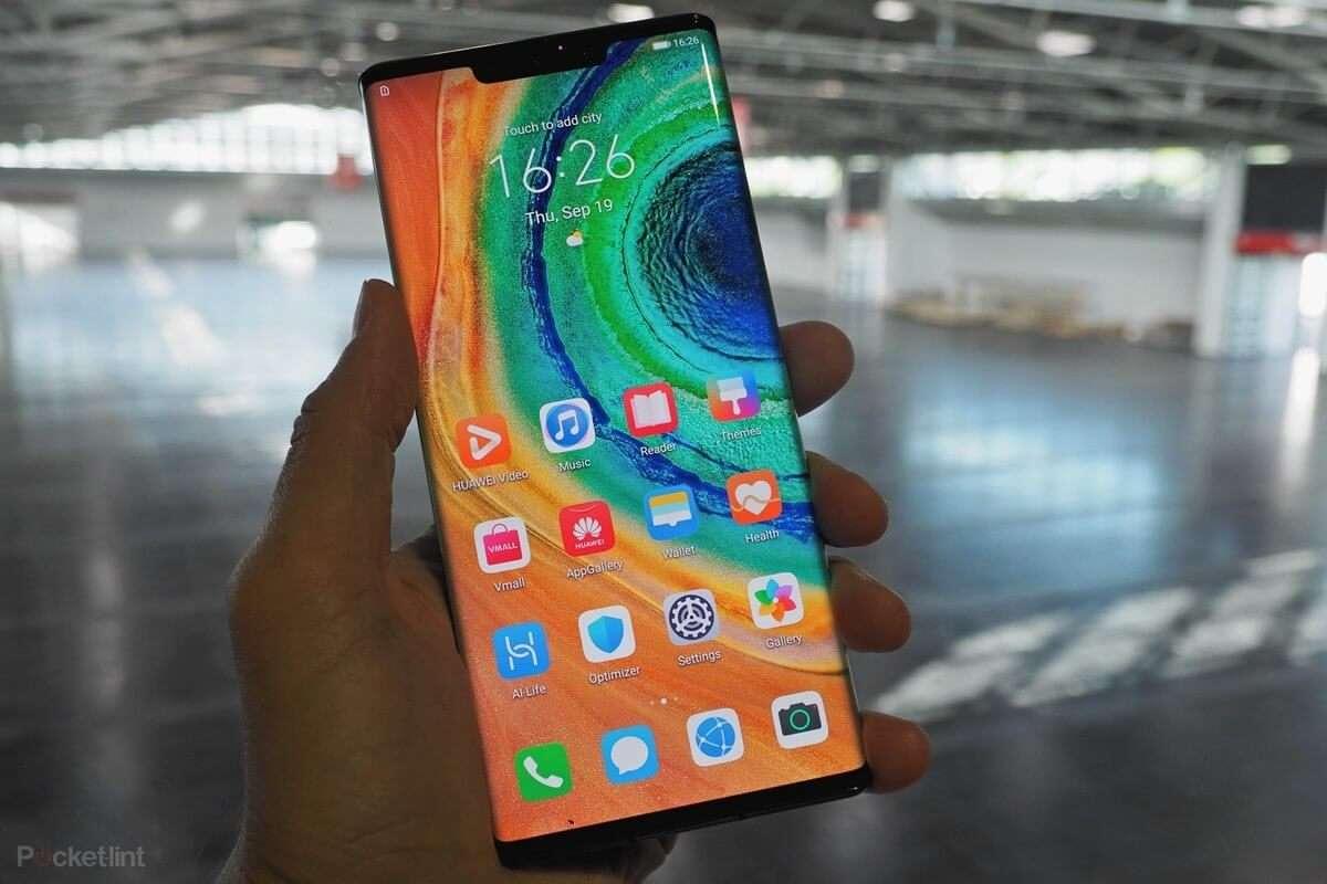 Нова модель Huawei Mate 30 Pro