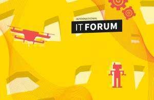 Технології На виставці в Запоріжжі представлять найкращі українські винаходи International IT Forum 2019 PR Винаходи Запоріжжя зроблено в Україні новина